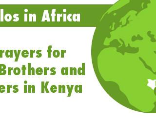 Prayers for Kenya