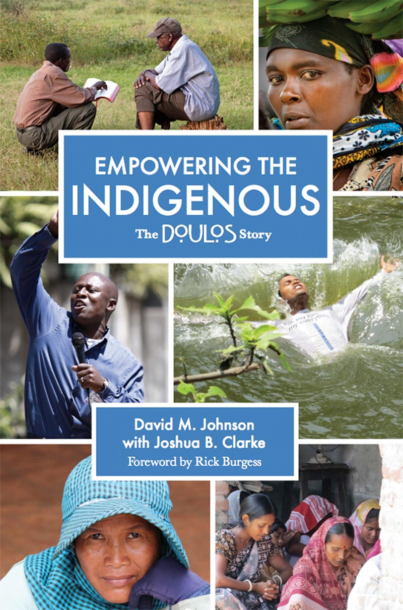 Empowering the Indigenous - The Doulos Story Book Cover